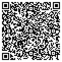 QR code with K & M Custom Cabinetry Inc contacts