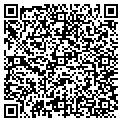 QR code with R & L Auto Wholesale contacts