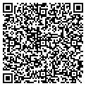 QR code with K & W Pressure Cleaning contacts