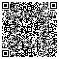 QR code with D & L Stowe Inc contacts