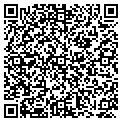 QR code with R & S Fence Company contacts