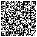 QR code with B & E Automotive contacts