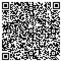 QR code with D J H & Association contacts