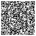 QR code with Express The contacts