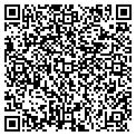 QR code with C & R Lawn Service contacts
