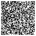 QR code with R & E Cabinets Inc contacts
