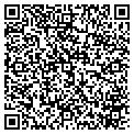 QR code with P & M Corp of SW Florida contacts