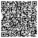 QR code with James N Endicott MD contacts