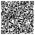 QR code with F & J Specialty Products Inc contacts