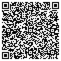 QR code with C & F Marketing Associates contacts