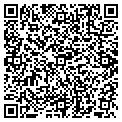 QR code with Gym Nutrition contacts