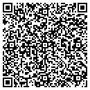 QR code with Hair Hunters Full Service Salon contacts