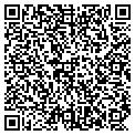 QR code with H & H Hair Emporium contacts