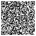 QR code with F & F Transport Inc contacts