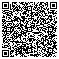 QR code with Hamalia Travel South contacts