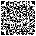 QR code with John M De Vilbiss contacts