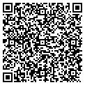 QR code with Luman Beasley Auc Co contacts