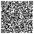 QR code with B & R Mobility Services Inc contacts