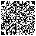 QR code with D & Bx-RAY Diagnostic Center contacts