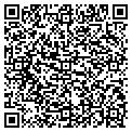 QR code with N & F Rehabilitation Center contacts