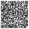 QR code with D & D Beauty Supply Inc contacts