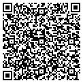 QR code with O J Thompson Bonding Agency contacts