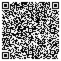 QR code with C & C Installation contacts