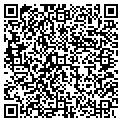 QR code with H & R Cabinets Inc contacts