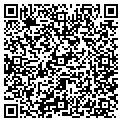 QR code with L & Jim Painting Inc contacts