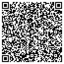 QR code with H & R Horsepower & Machine Inc contacts