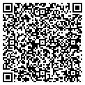 QR code with P & S Discount Furniture contacts