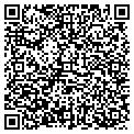 QR code with B J's Post Time Cafe contacts