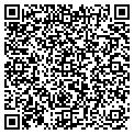 QR code with F & N Flooring contacts