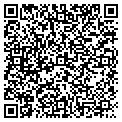 QR code with P & H Structural Forming Inc contacts