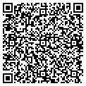 QR code with D M Dental Laboratory Inc contacts