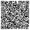 QR code with B & B Enterprises contacts