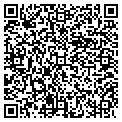 QR code with S & H Lawn Service contacts