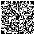 QR code with C & E Cleaning Service contacts
