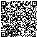 QR code with AIH Drapery & Blind Service contacts