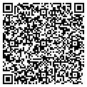 QR code with Oscar Foliage Rentals contacts