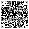 QR code with T & E Brothers Lawn Inc contacts