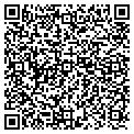 QR code with H L B Development Inc contacts