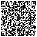 QR code with M J's Spin City Arcade contacts