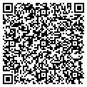 QR code with B & B Carpet Maintenance contacts