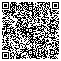 QR code with P S Vanderburg Ccla contacts