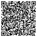 QR code with R & R Adjusters contacts