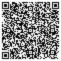 QR code with R & M Auto Repair Inc contacts
