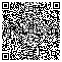 QR code with T & A Gun Refinishing Inc contacts