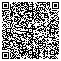 QR code with R & E Investigation contacts