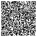 QR code with All American Diner contacts